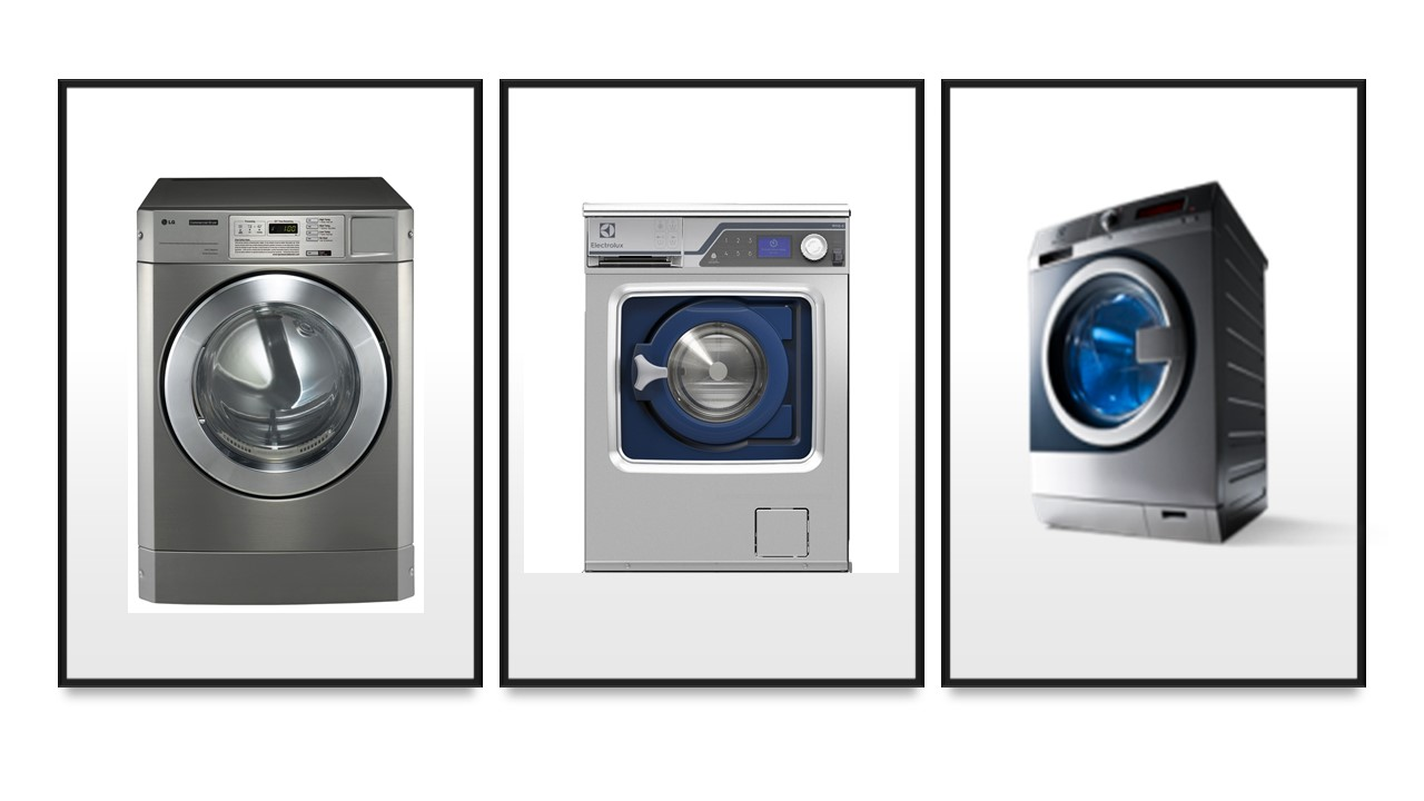 Gewerbewaschmaschinen Industriewaschmaschinen
