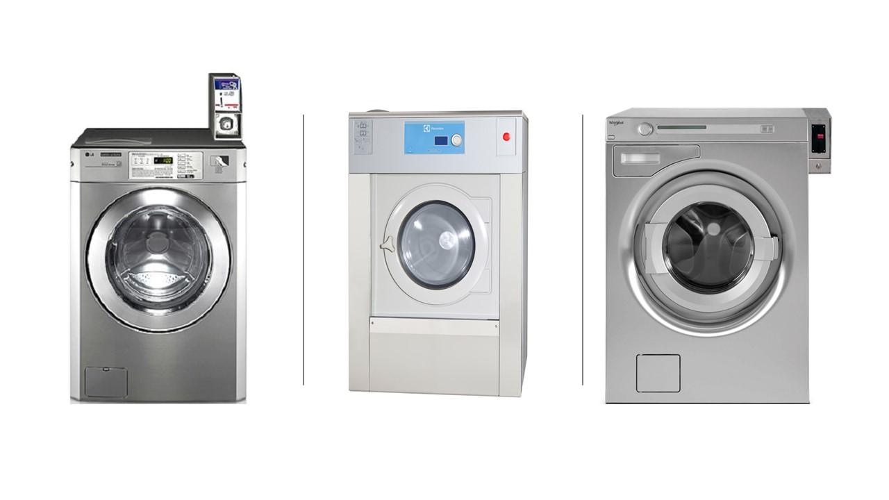 Waschmaschinen mit Münzeinwurf