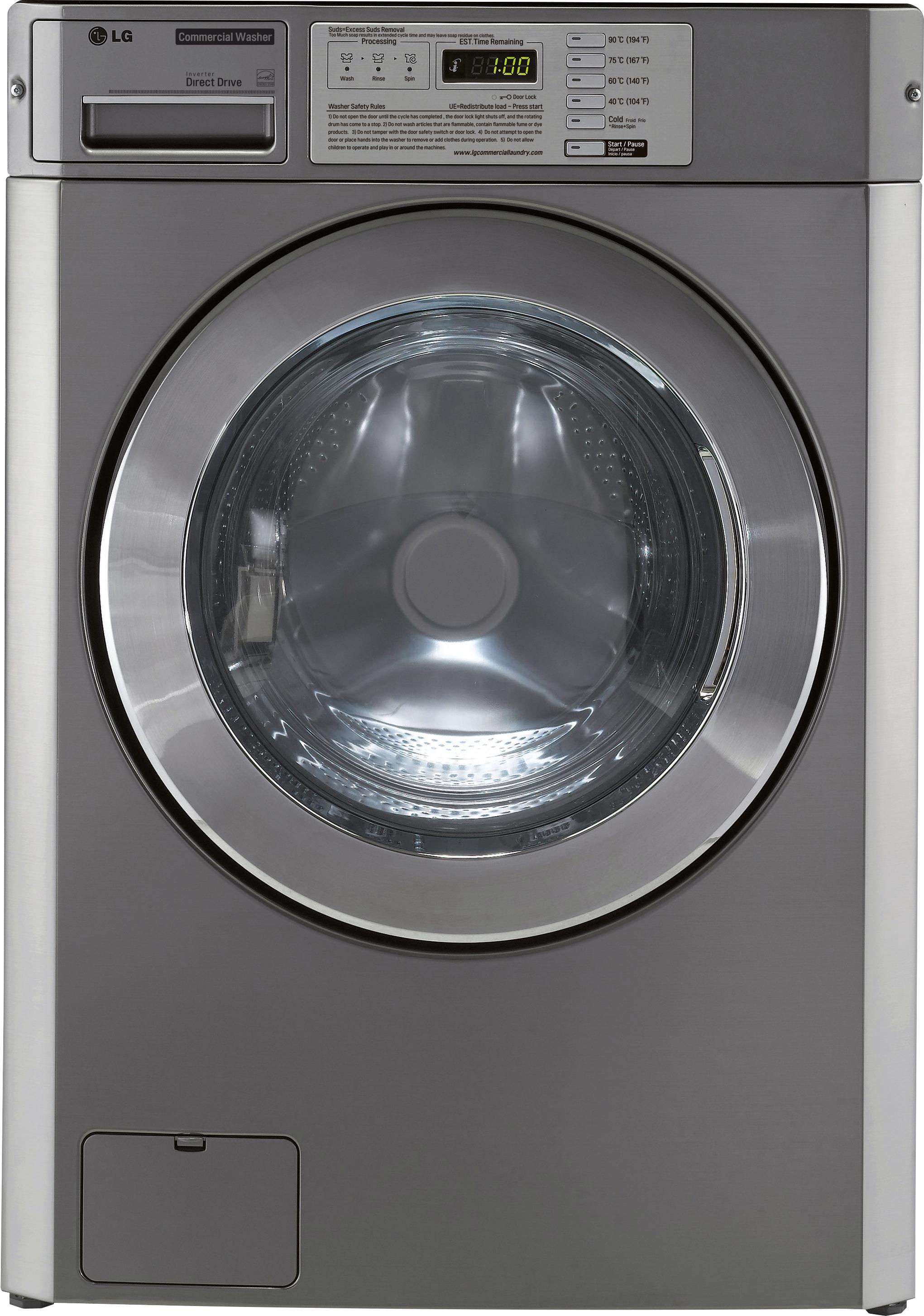 10 - 12 kg Gewerbewaschmaschinen