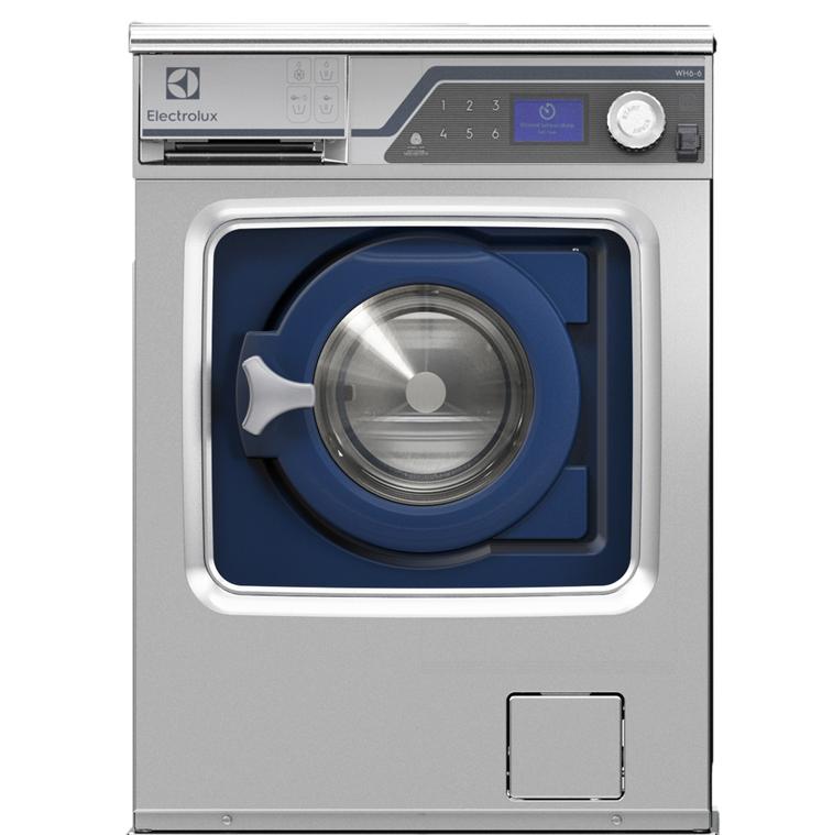 WH6-6 Gewerbewaschmaschine 6kg Fassungsvermögen made by Electrolux