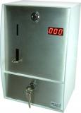 Externes Münzgerät für Gewerbewaschmaschinen und Industriewaschmaschinen