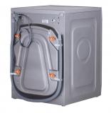 AWG1112S/PRO 11kg Gewerbewaschmaschine silber made by Whirlpool